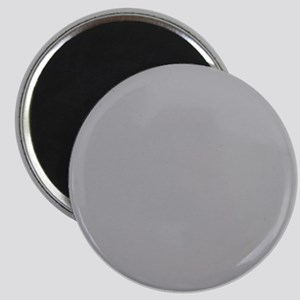 Grey Solid Color Magnets
