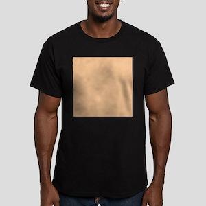 Apricot Solid Color T-Shirt