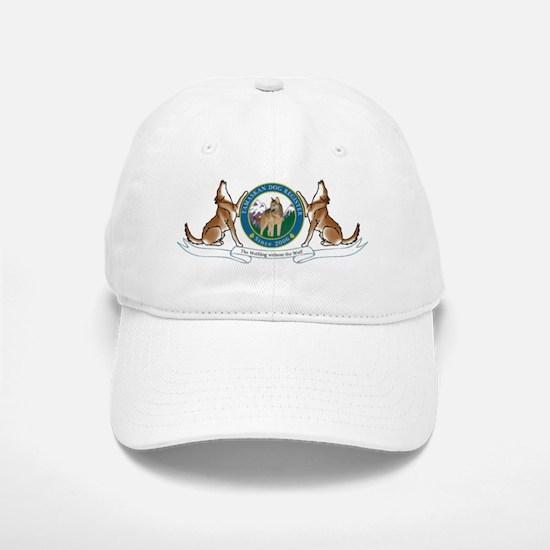 Tamaskan Dog Register Logo Baseball Baseball Cap