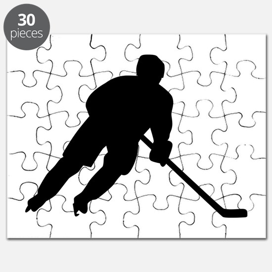 Hockey player Puzzle