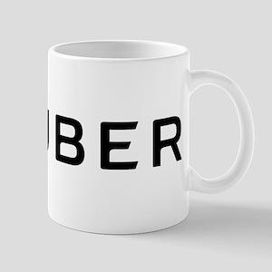 Uber Logo Mugs
