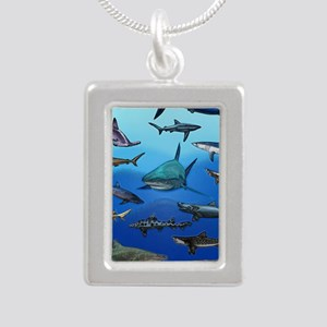 Shark Gathering Necklaces