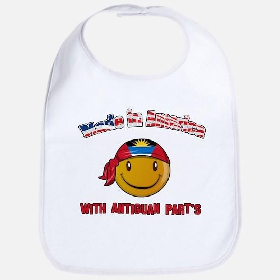 Made in America with Antiguan Bib