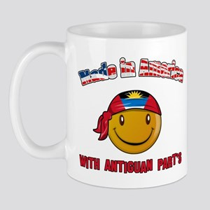 Made in America with Antiguan Mug