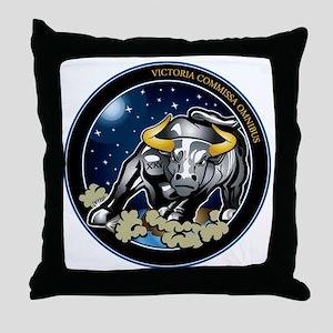 NROL-25 Program Logo Throw Pillow