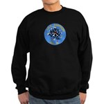 USS AMPHION Sweatshirt (dark)