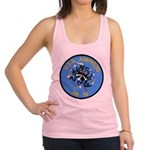 USS AMPHION Racerback Tank Top