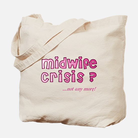 Avert a Crisis with this Tote Bag