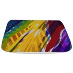 The City II, Rainbow Streams Bathmat