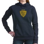USS ANCHORAGE Women's Hooded Sweatshirt