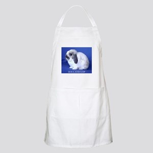 Holland Lop Rabbit Apron