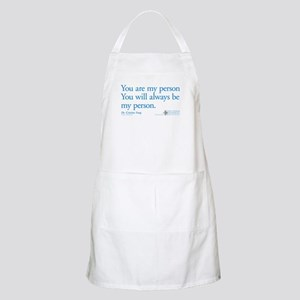 You Are My Person Apron