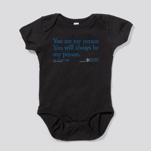 You Are My Person Baby Bodysuit