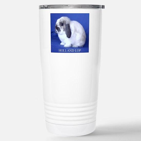 Holland Lop Rabbit.jpg Travel Mug