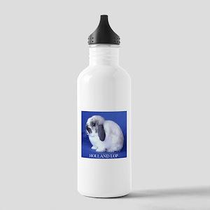 Holland Lop Rabbit Water Bottle