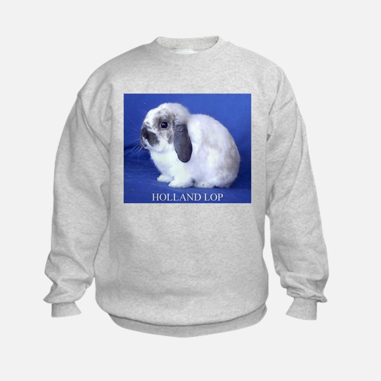 Holland Lop Rabbit.jpg Sweatshirt