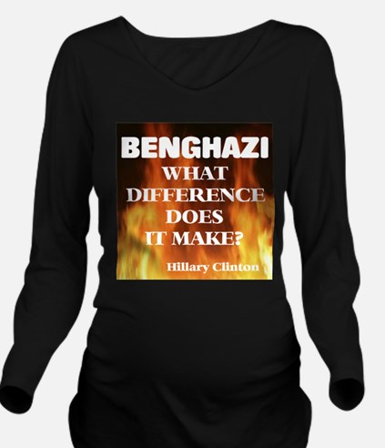 Benghazi What Difference Does It Make? Long Sleeve
