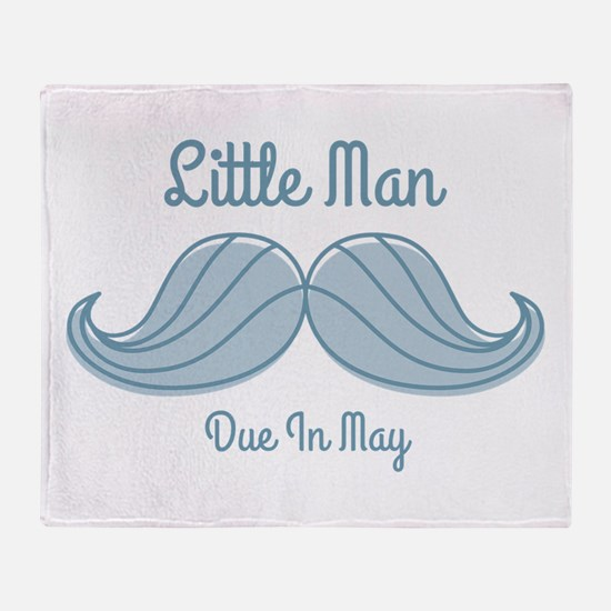Mustache LM May Throw Blanket