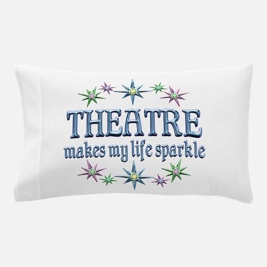 Theatre Sparkles Pillow Case