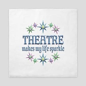 Theatre Sparkles Queen Duvet