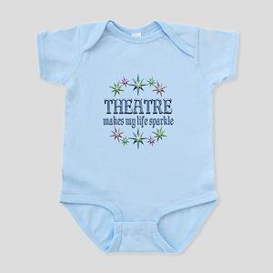 Theatre Sparkles Infant Bodysuit