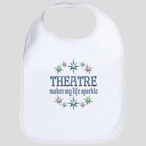 Theatre Sparkles Bib