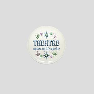 Theatre Sparkles Mini Button