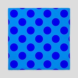 Blue Moody Blue Queen Duvet