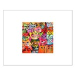 Tattoo Cats 300 Posters Small Poster