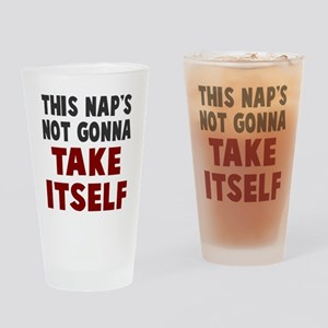 This Nap Drinking Glass