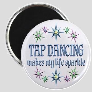 Tap Dancing Sparkles Magnet