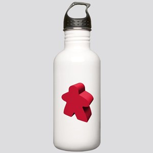 Red Meeple Stainless Water Bottle 1.0l
