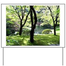 gardens Yard Sign