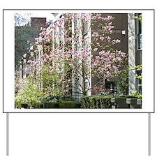 magnolia street Yard Sign