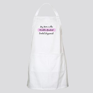 Worlds Greatest Dental Hygien BBQ Apron
