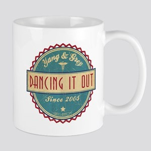 Dancing It Out Since 2005 Mug