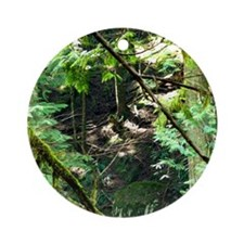 forest light Ornament (Round)