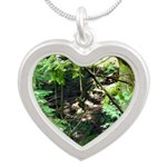 forest light Necklaces