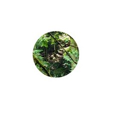 forest light Mini Button (10 pack)