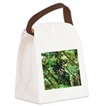forest light Canvas Lunch Bag
