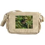 forest light Messenger Bag