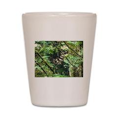 forest light Shot Glass