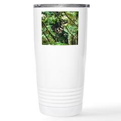 forest light Travel Mug