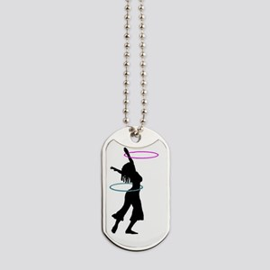 Hula Hooper Dog Tags