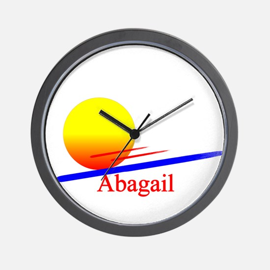 Abagail Wall Clock