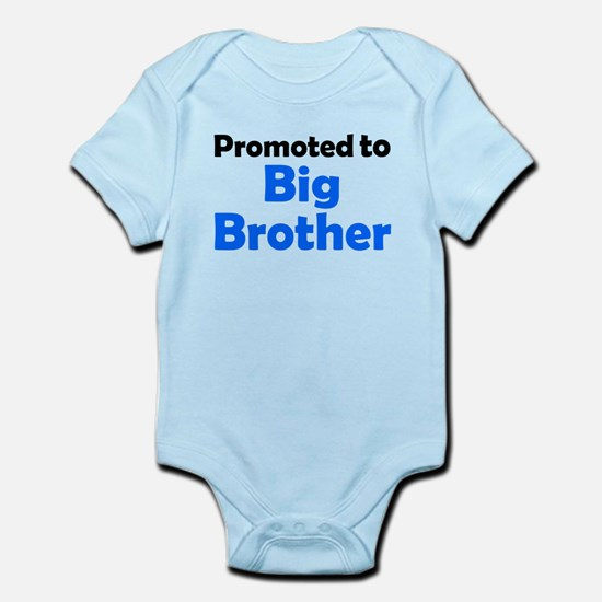 Promoted To Big Brother Body Suit