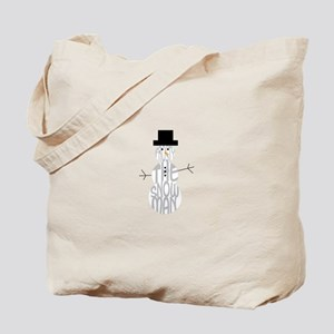 Frosty the Snowman Tote Bag