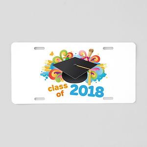 2018 graduation Aluminum License Plate