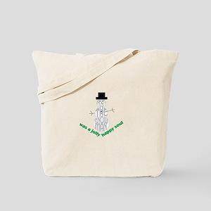 Jolly Happy Soul Tote Bag