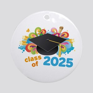 2025 graduation Ornament (Round)